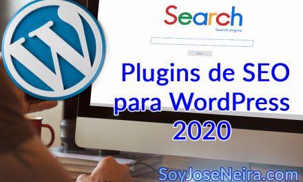 Los 30 mejores Plugins de SEO para WordPress 2020