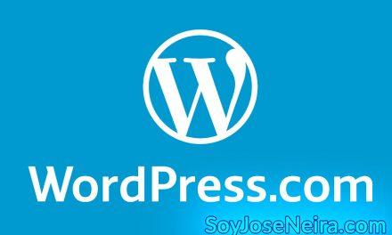08.- ¿Cuáles son las limitaciones de WordPress.com?